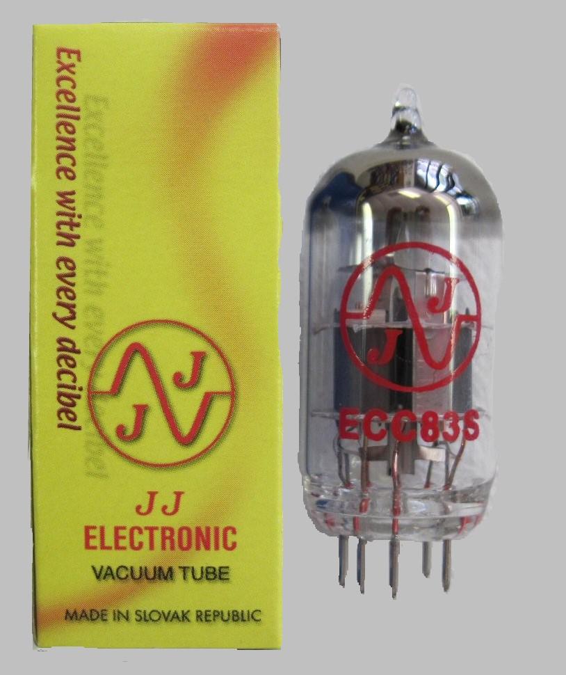 12AX7 vacuum tube comparison: THD measures - Vacuum Tube